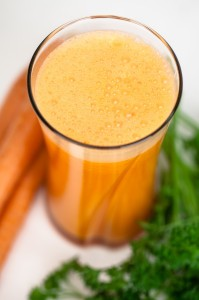 Carrot Juice Blender Recipe