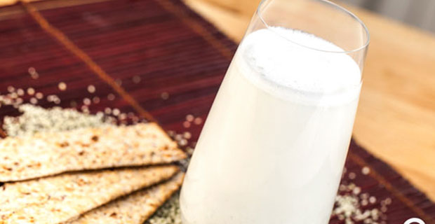 Hemp Milk blender recipe