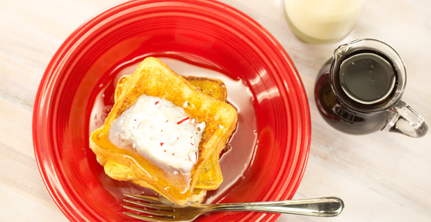 Egg Nog French Toast [Recipe of the Week]