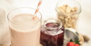 PB&J smoothie_breakfastsmoothie