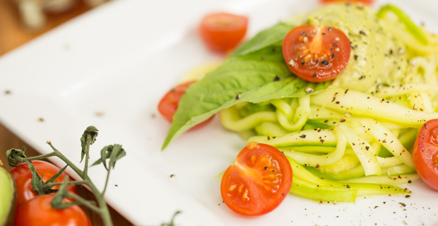 Raw Pesto Sauce Recipe