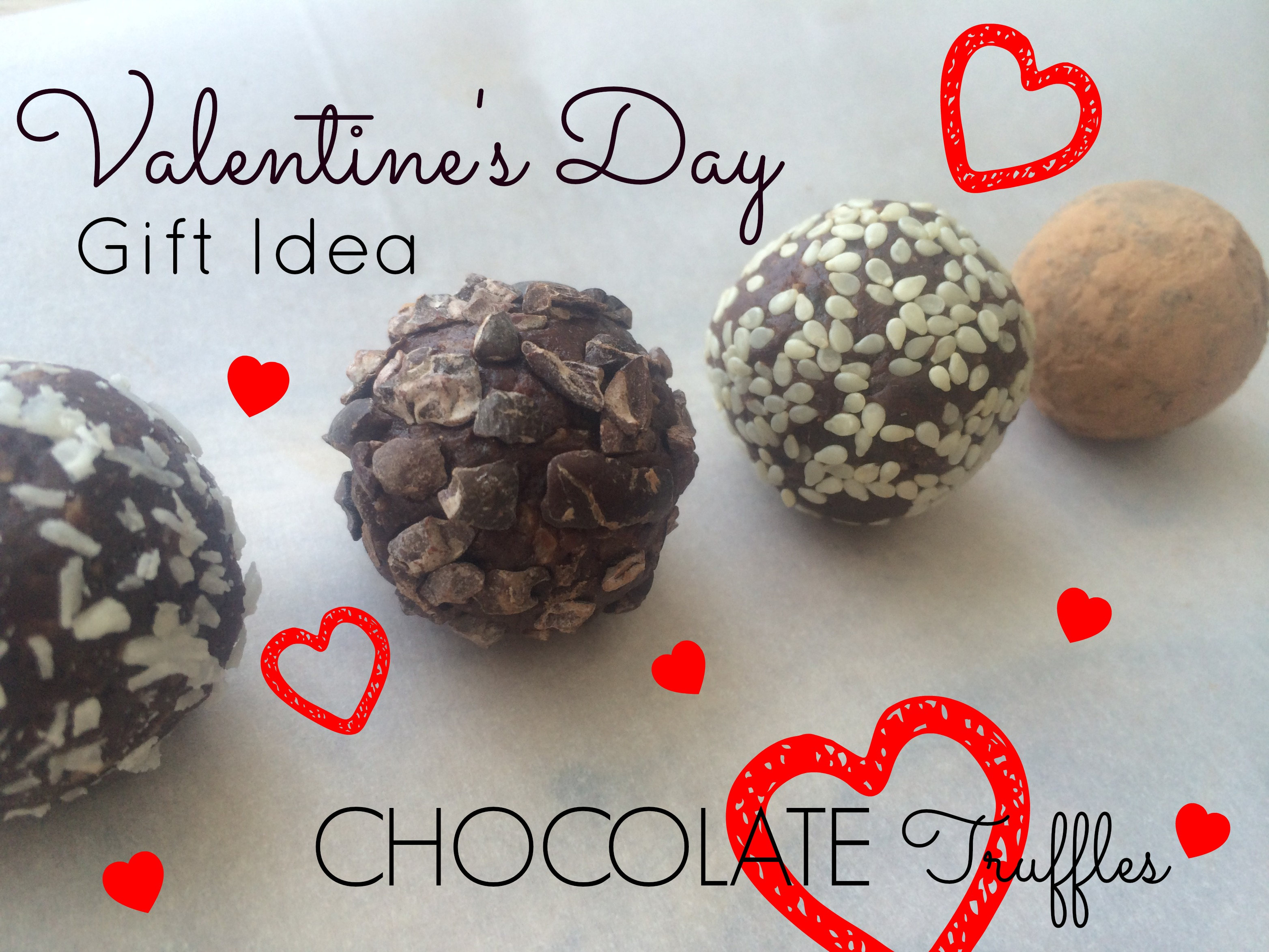 Vegan Chocolate Truffles Recipe_featured