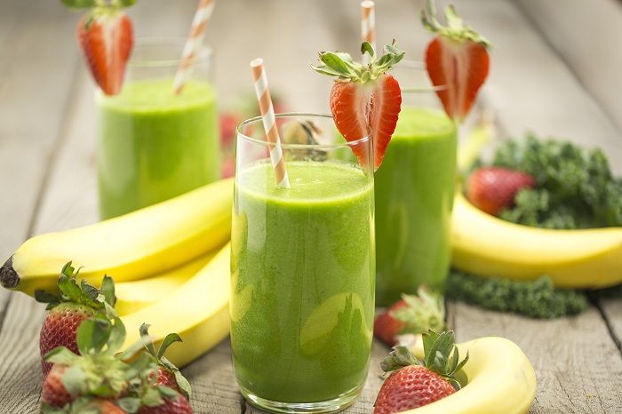 Green smoothies_therevolution