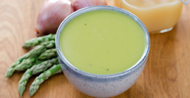 Gluten Free Asparagus Soup Recipe