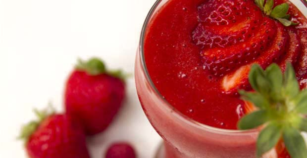 Berry Red Smoothie Recipe