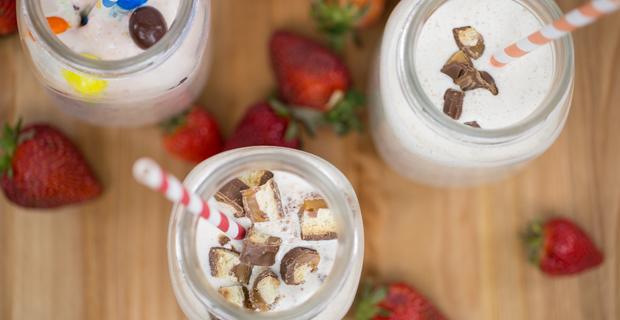 Thick Milkshake Recipe
