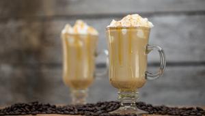 Caramel Frappe Recipe