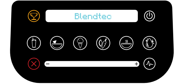 Blendtec cycle