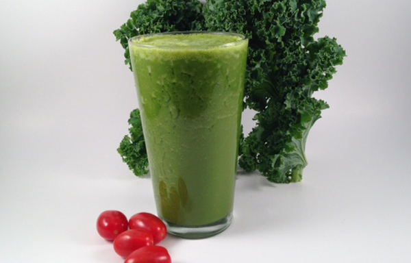 new you green smoothie