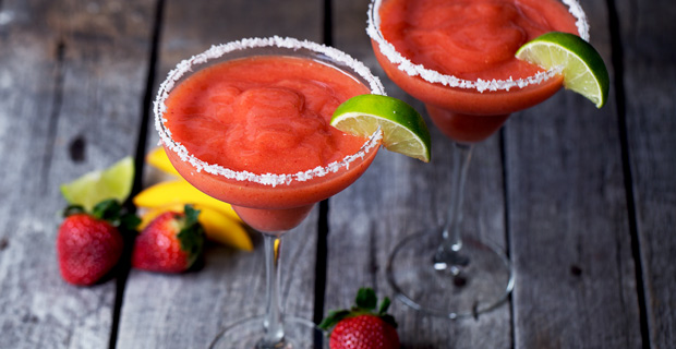 Strawberry Mangorita Recipe