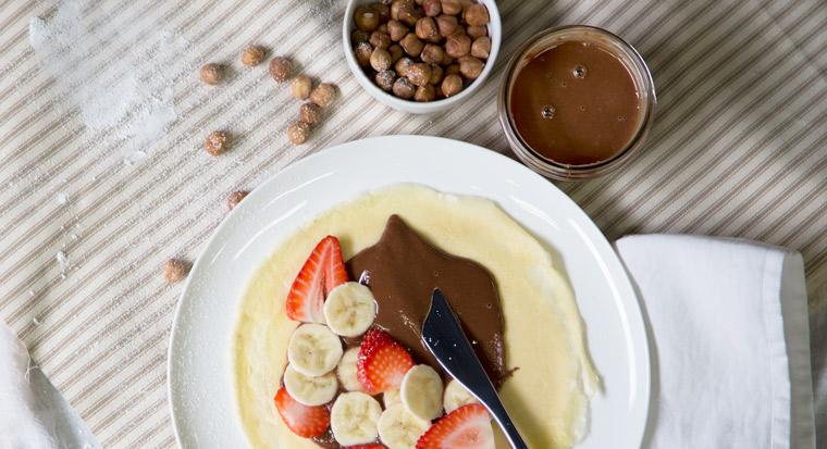 Copycat Nutella Recipe