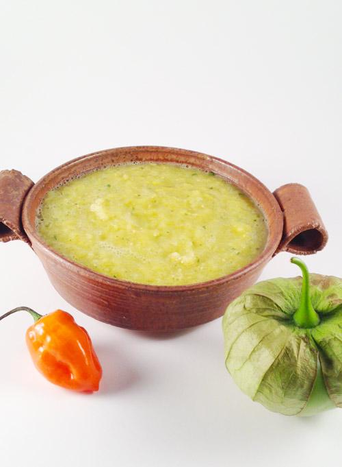 curry habanero salsa