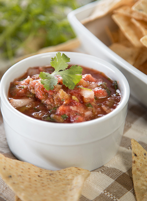 Blendtec's Easy Salsa Recipe